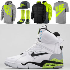 air command force how to wear