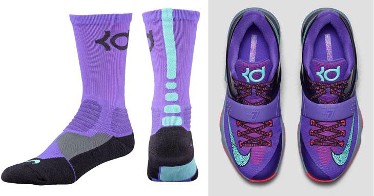 nike-kd-7-lightning-534-socks