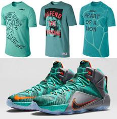 Nike LEBRON 12 Clothing | SportFits.com - Part 4