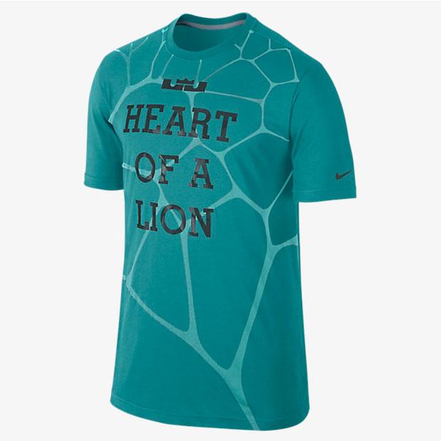 nike lebron 12 nsrl clothing apparel shirts sportfitscom