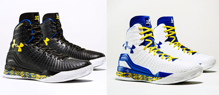Under Armour Clutchfit Drive Basketball Shoe Taxi White Royal