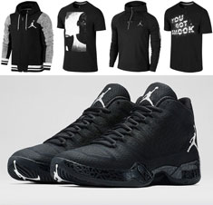 Air Jordan Xx9 Blackout Sneaker Hook Ups What To Wear With The