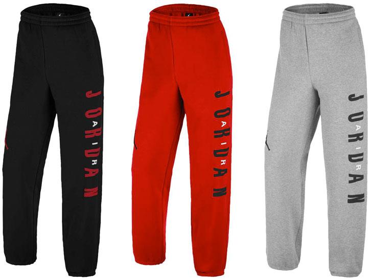 Air Jordan 13 Black Gym Red Clothing Apparel