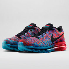 Air Max Red And Blue