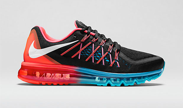 Nike Air Max 2015 Red Blue