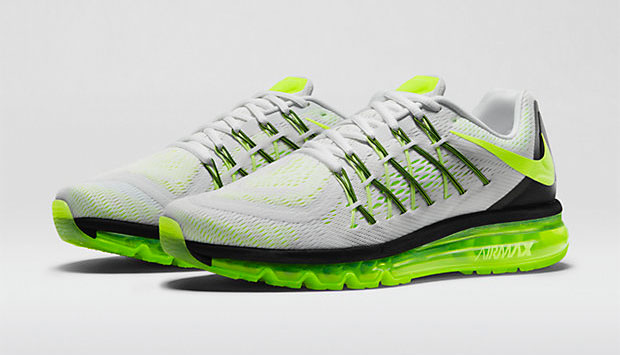 7bd98b Air Max 2015 All White Nikes Discount White Air Max 2015