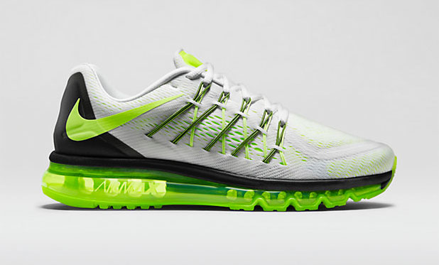 Nike Air Max 2015 Black And Green