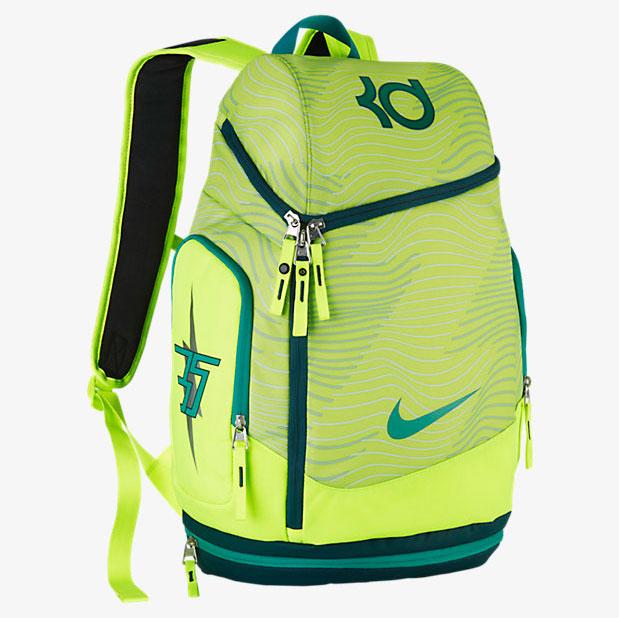 Nike Kd Max Air Backpack Volt Emerald Green Sportfits Com