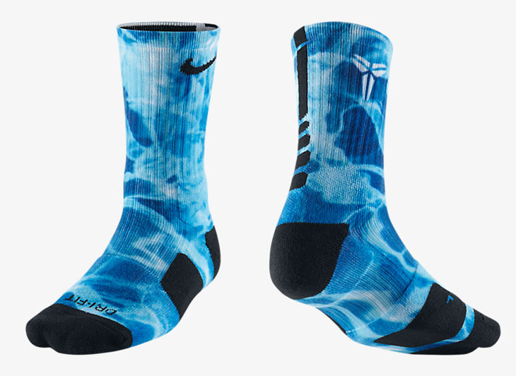 Kobe Nike Elite Socks Nike Kobe 5am Elite Socks