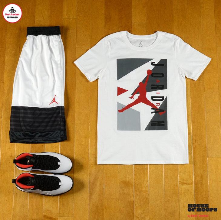 t shirt jordan foot locker