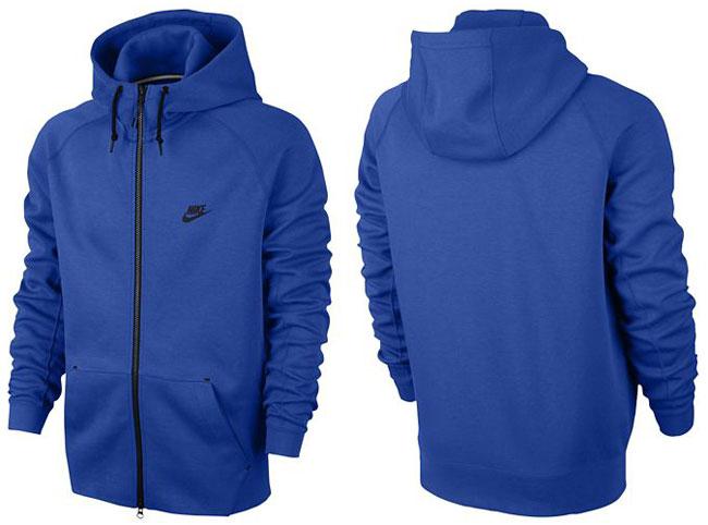 611457473 navy nike clothing nike club swoosh pullover hoodie lp4 nike  fleece hoodie blue bb9e63f59beb