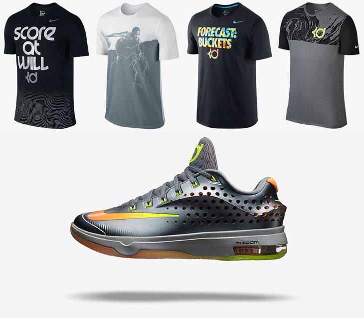 Kd 6 Elite Team Shirt Nike KD 7 Elite Team S...