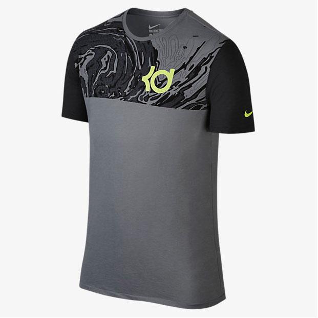 Nike kd 7 elite team shirts for Kevin durant weatherman shirt