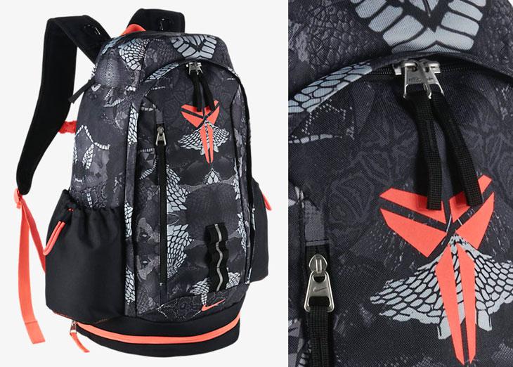 pretty nice 839f4 b9c01 nike kobe mamba backpack red