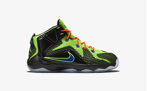 nike lebron preschool nike lebron 12 gamer shoes sportfits 581