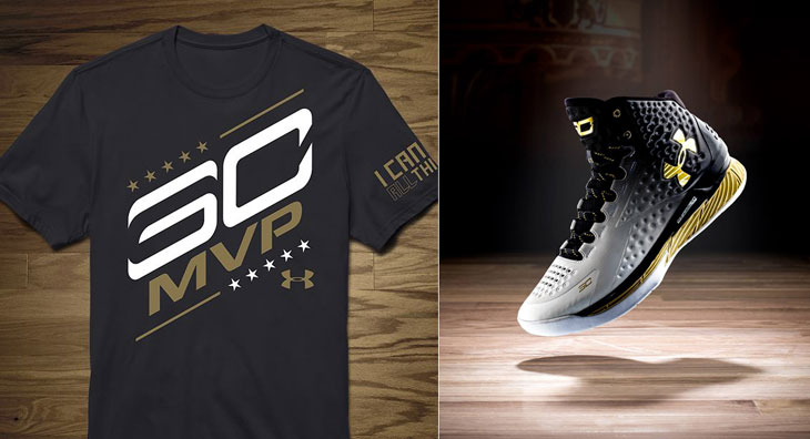 Under Armour Stephen Curry Mvp Shirt