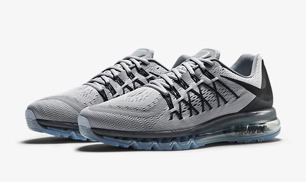 2015 Nike Air Max Grey