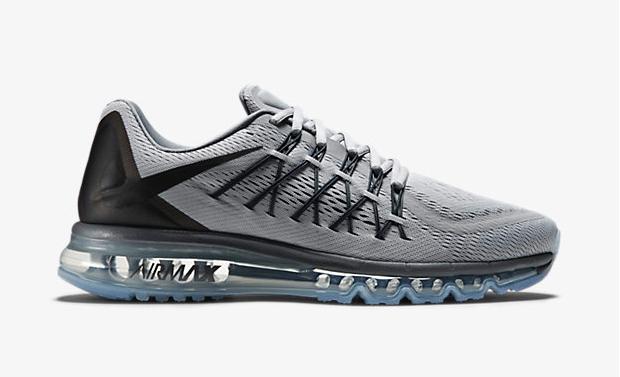 2015 Nike Grey