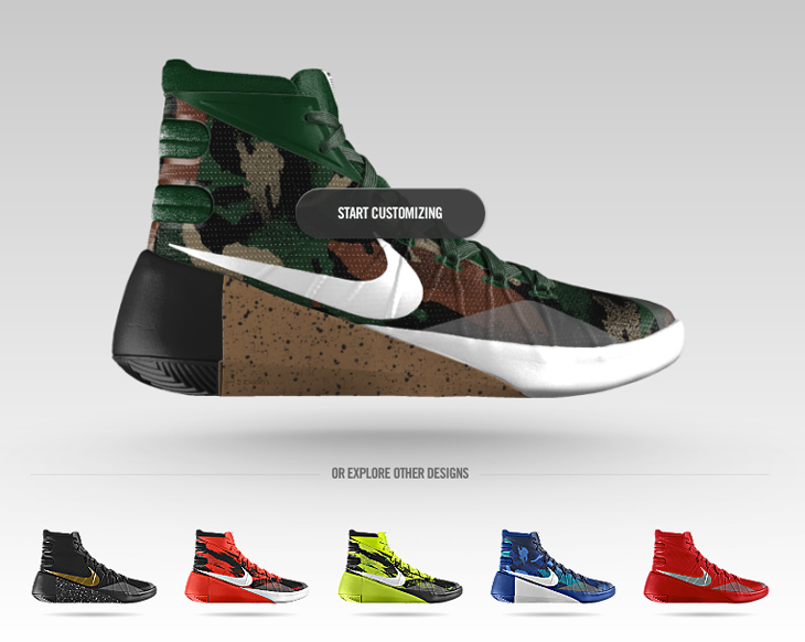 reputable site 4bcfa c3ee1 ... Head on over to Nicekicks.com to get the release date and other  information on  nike lunar hyperdunk customize ...