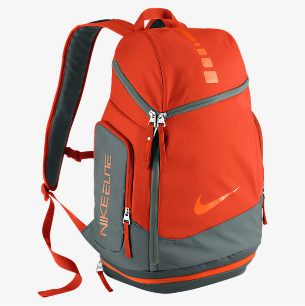 Nike Air Max Backpack Orange