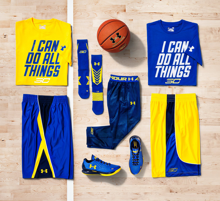 Under Armour Curry One Low Home Clothing