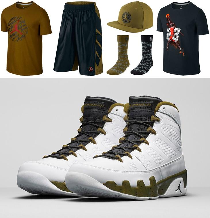 Jordan retro 9 outfits