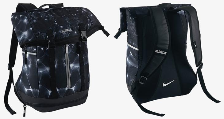 lebron bag. nike-lebron-ambassador-bag-black-silver lebron bag