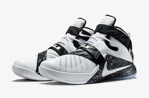 Nike Lebron Soldier 9 White