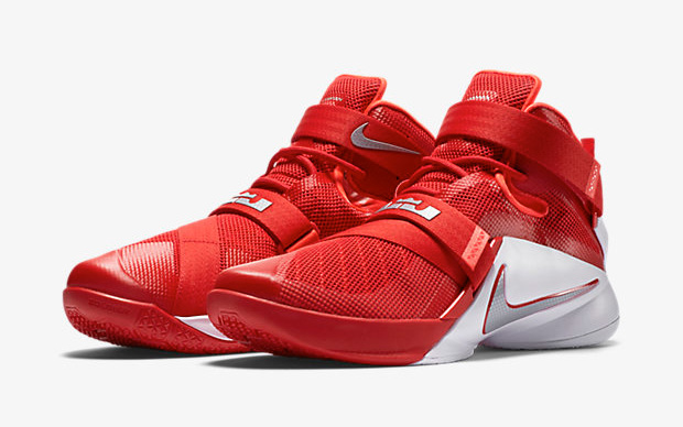 Nike Lebron Red