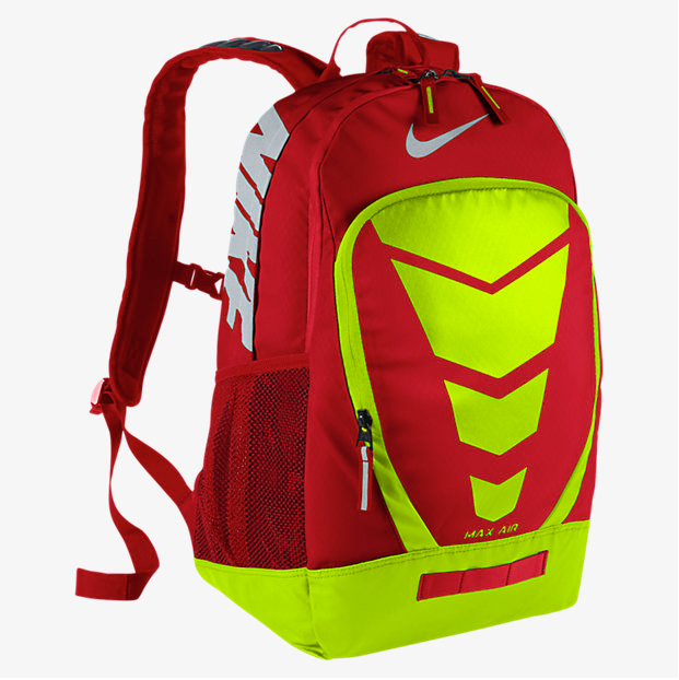 31208b6baff Nike Max Air Vapor Backpack Pink And Yellow   ESCP
