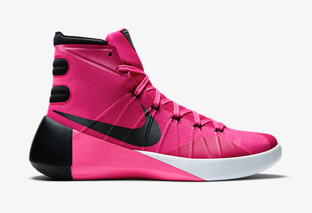 The Nike Hyperdunk 2014 Goes Pink for Breast Cancer Awareness ...