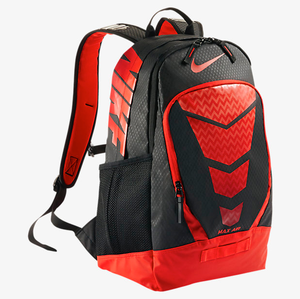 nike air max rucksack black