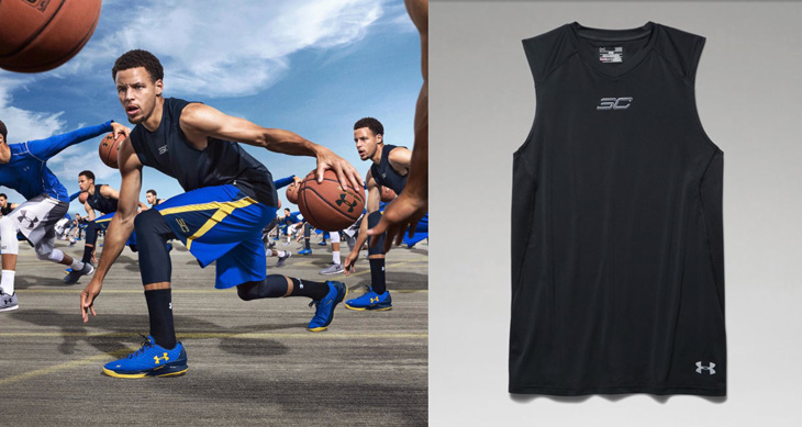 Under Armour Stephen Curry Sleeveless Shirt