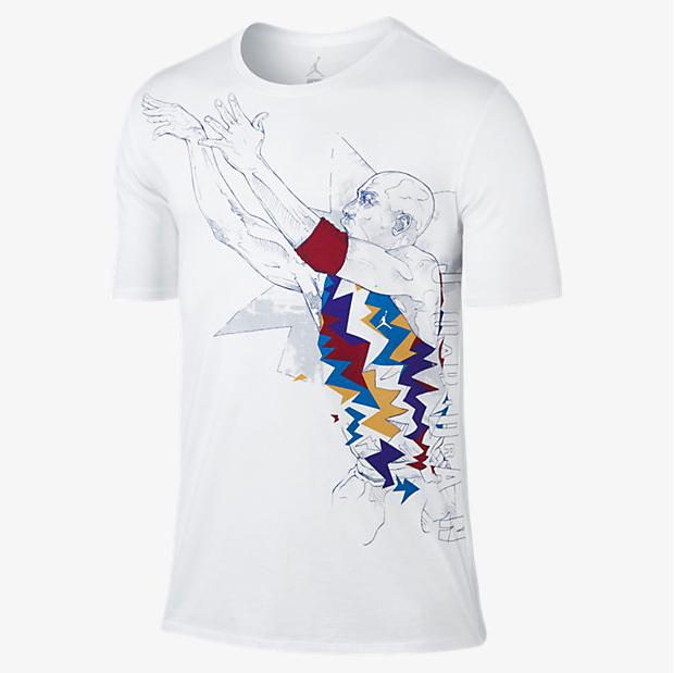 air jordan 7 nothing but net shirt