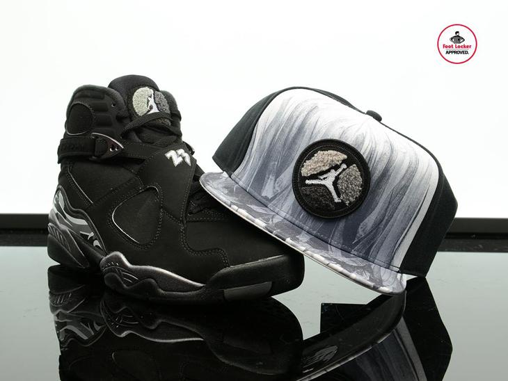 Air Jordan 8 Chrome