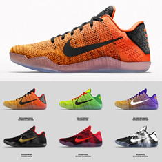 wholesale dealer 8d4d7 3e1e0 ... Nike Kobe XI Elite Low iD Available to Customize on NIKEiD ...
