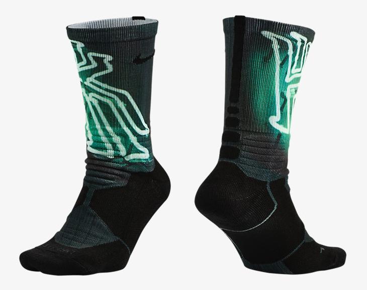 kyrie 2 elite ... nike kyrie 2 socks .