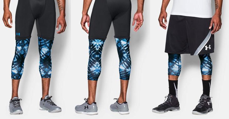 Under Armour Stephen Curry Lock In Leggings | SportFits.com