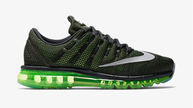 2016 Nike Air Max Green