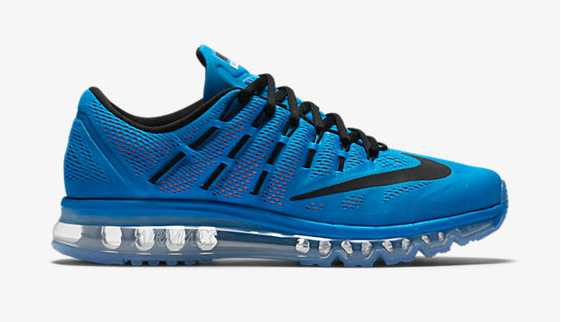 Air Max 2016 Blue Orange