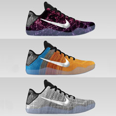 Sole Watch / NBA Players Wearing the Nike Kobe 9