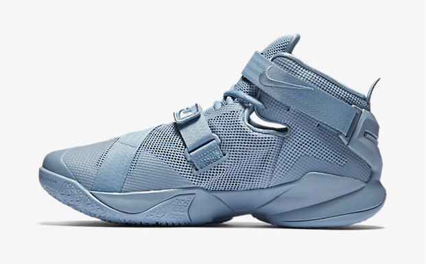 blue lebron soldiers