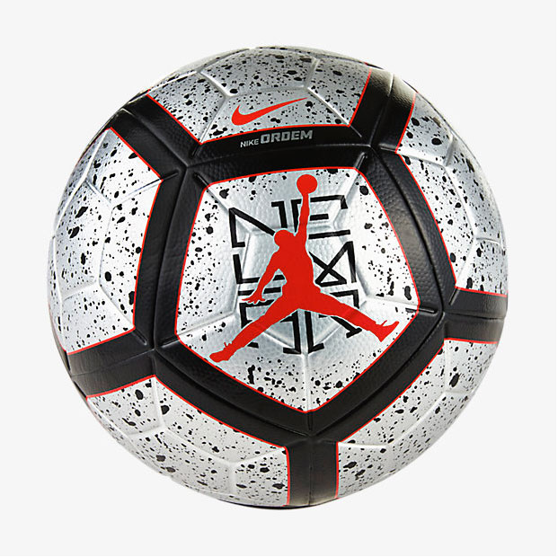 Nike Neymar X Jordan Soccer Ball Sportfits Com