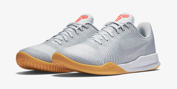 Nike Kobe Mentality 2 Grey