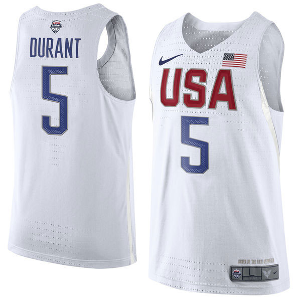 2d58fc048 Kevin durant jersey usa