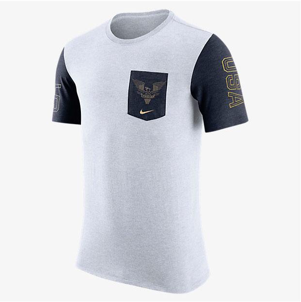 Kevin Durant Team Usa Nike Basketball Shirts