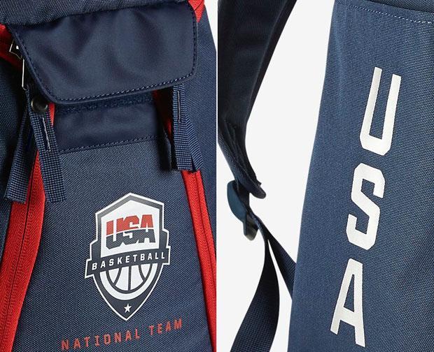 Nike Usa Basketball: Nike Hoops Elite Max Air Team USA Backpack