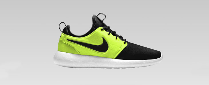 Amazon Nike Mens Roshe Two Flyknit 365 Running Shoes