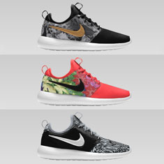 Nike Roshe Two Flyknit iD Shoe. Nike MY