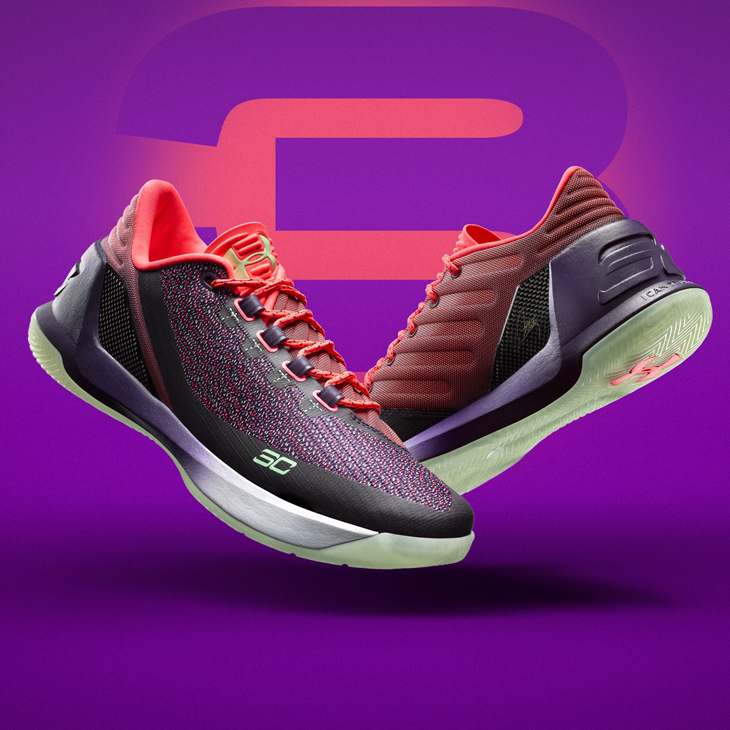 Under armour shoes stephen curry all star